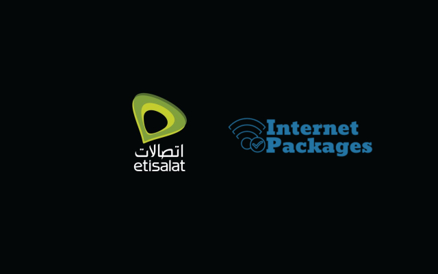 Etisalat Internet Packages and Data Plan