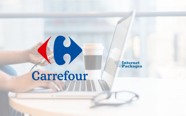 carrefour internet packages