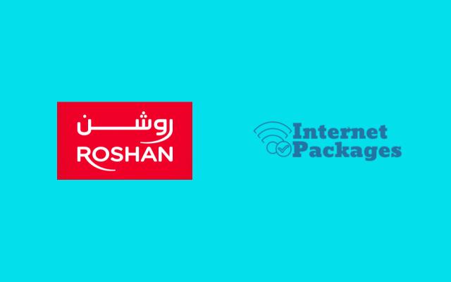 roshan internet data packages