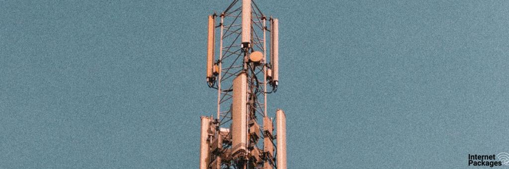4G Cell Tower Range