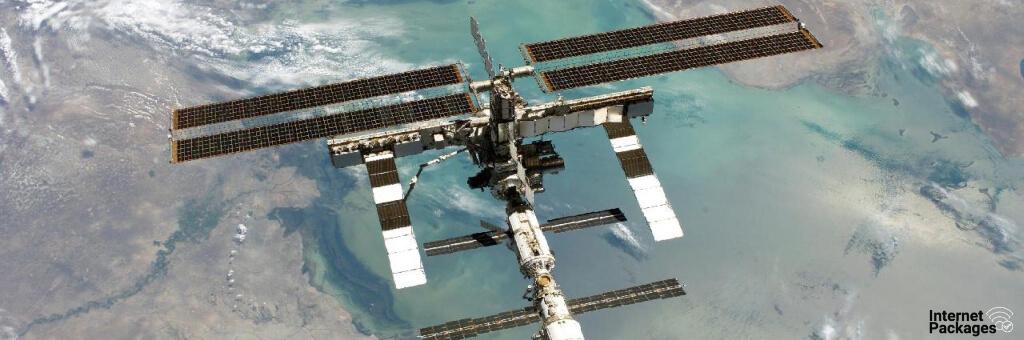 Internet Speed At NASA