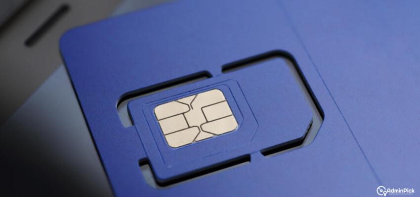 Does Verizon Use A Sim Card