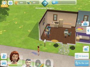 sims mobile vs sims freeplay